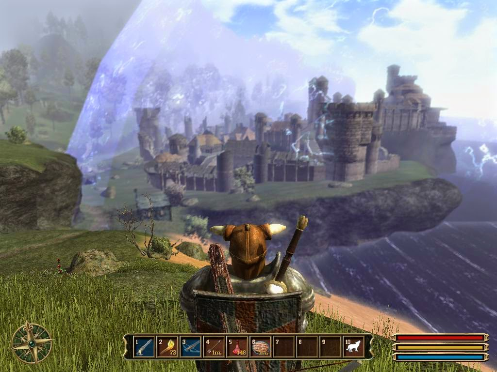 Crazy Gamer Guy: Gothic 3: The Ultimate Diamond In The Rough